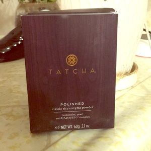TATCHA polished classic Rice Enzyme Powder !